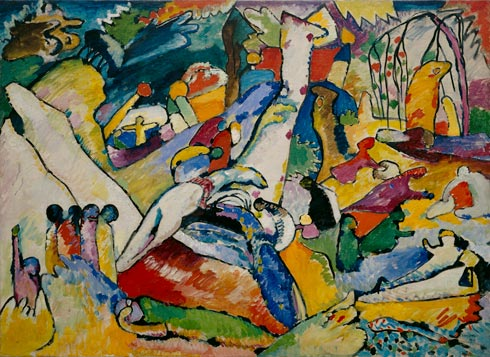Composition II - Kandinsky