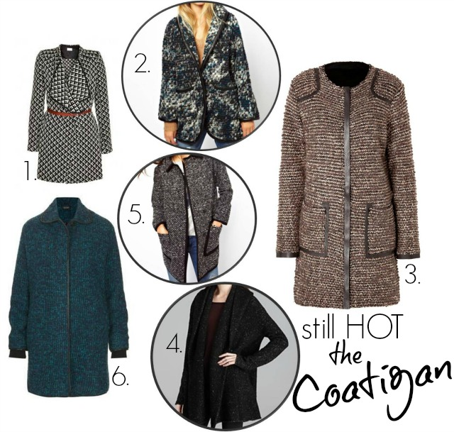 Voici le coatigan. Still hot. Bien plus qu'un simple manteau.
