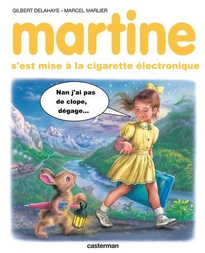 Martine, cette connasse, n'a plus rien à donner aux petits lapins. Belle morale.
