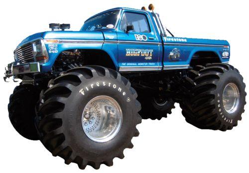 Il est beau mon gros camion