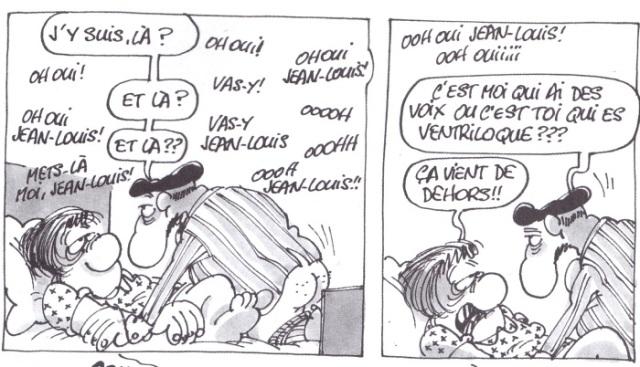 Le Jean-Louis est très surfait. Pensez normcore, pensez Robert.
