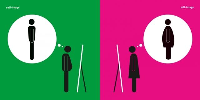 Man meets Woman, by Yang Liu.