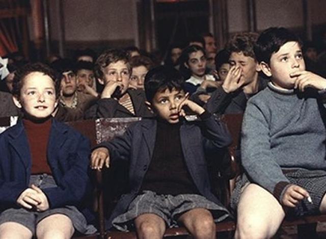 Seats - Cinema Paradiso